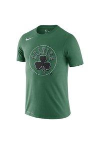 Nike Performance - BOSTON CELTICS - T-shirt con stampa - clover - 0