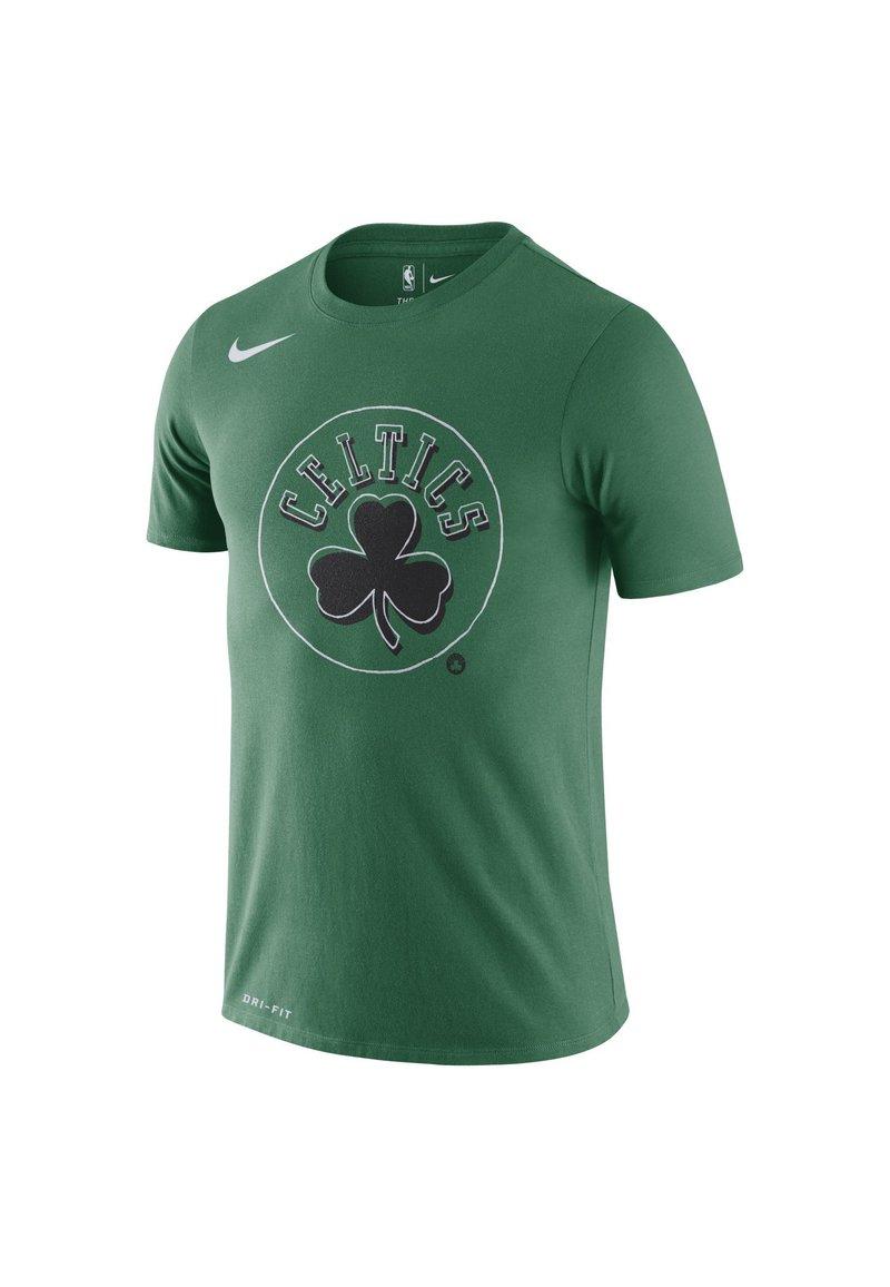 Nike Performance - BOSTON CELTICS - T-shirt con stampa - clover
