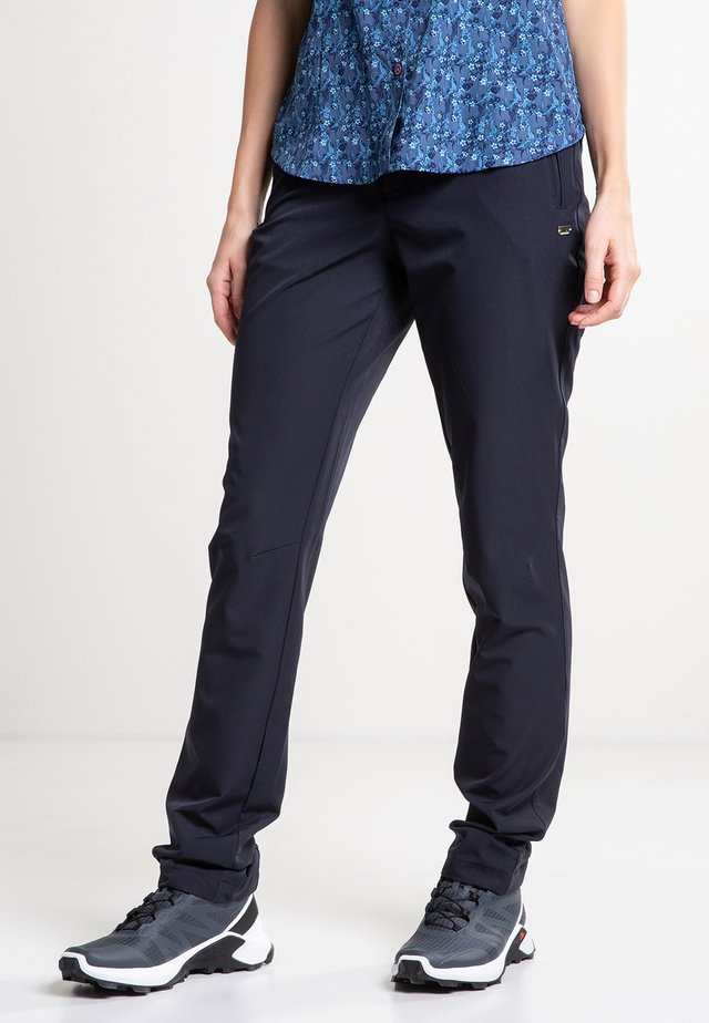 ARVELA - Outdoor trousers - dark blue