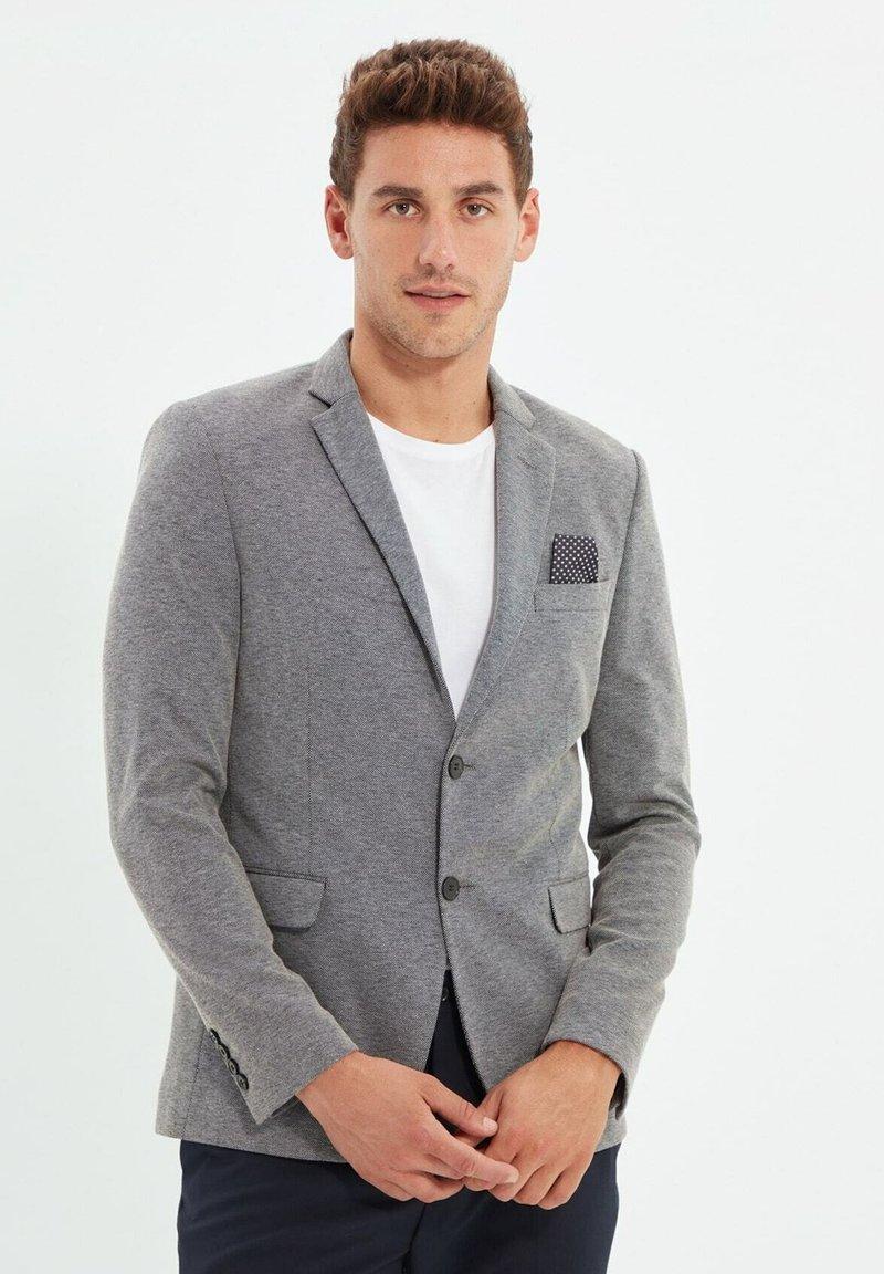 Trendyol - Blazer jacket - black