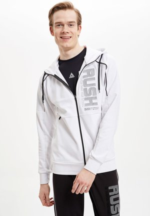 DEFACTO  MAN  - Training jacket - white