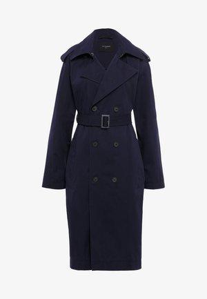 PLATANO - Trenchcoat - navy blue