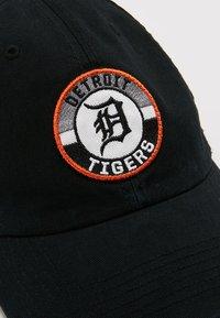 '47 - DETROIT TIGERS PORTER CLEAN UP - Caps - black - 6