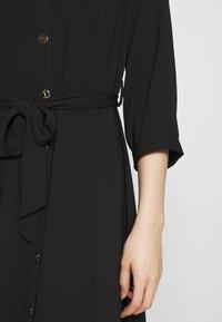 Dorothy Perkins - PLAIN  - Denní šaty - black - 6