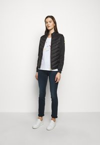Barbour International - EVERLY  - Light jacket - black - 1