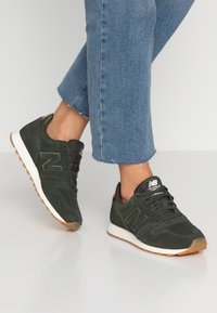 New Balance - Sneakers - green - 0
