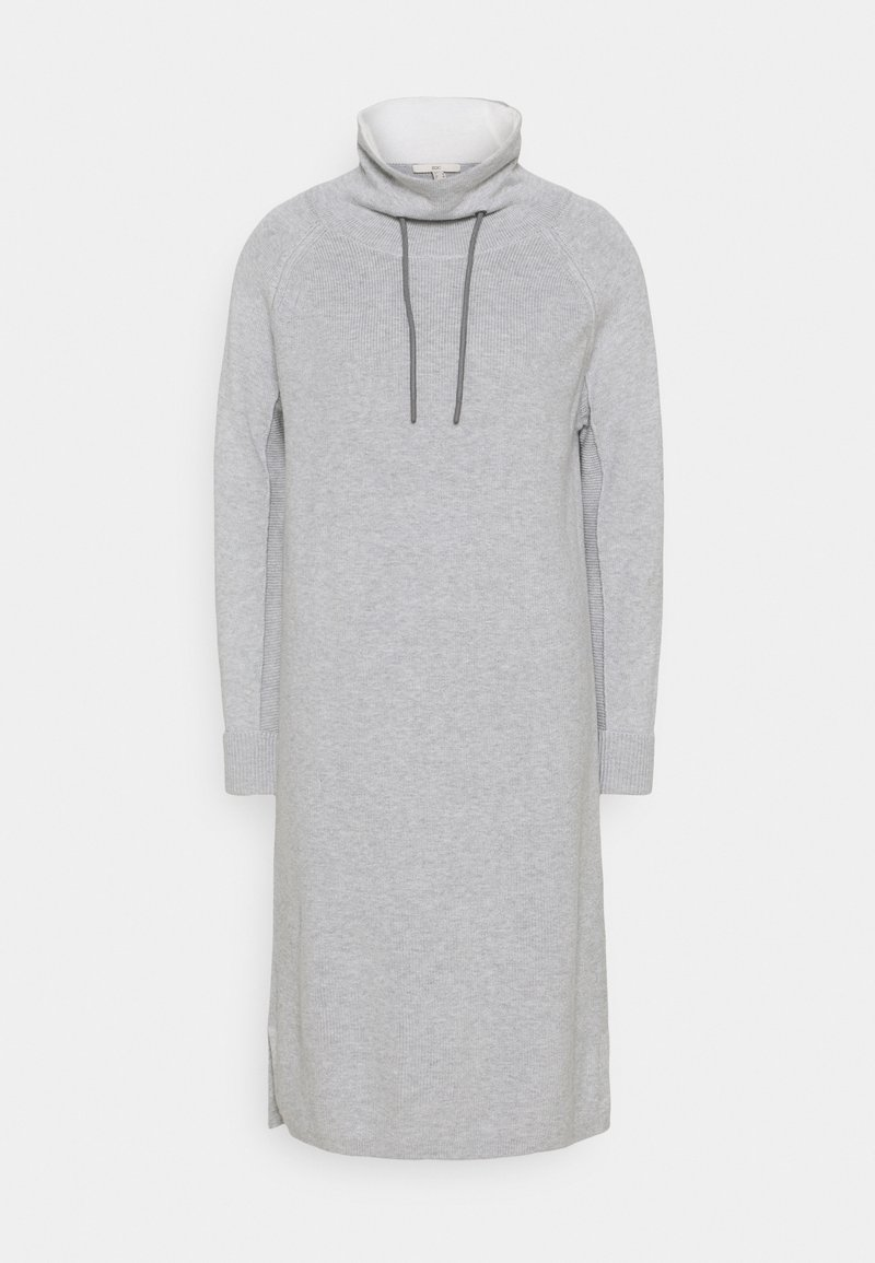 edc by Esprit - Jumper dress - light grey