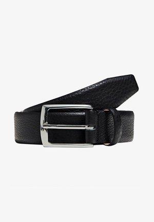 MIT DOPPELTER SCHNALLE - Belt - black
