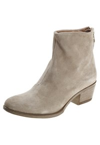 MJUS - STIEFELETTEN - Classic ankle boots - beige - 2