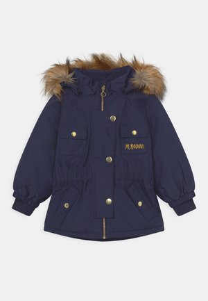 SOFT - Winter coat - navy