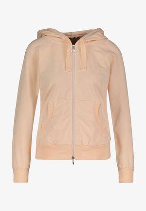 FULL ZIP HOODIE - Zip-up hoodie - rose