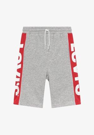 LOGO - Spodnie treningowe - light grey heather