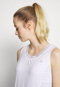 Luhta - HONKILAHTI - Sports shirt - optic white - 3