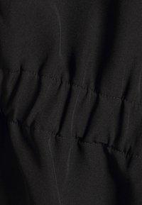 Pieces Maternity - PCMPAIGE COATIGAN - Abrigo corto - black - 2