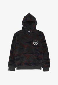 Hype - KIDS OVERHEAD HOODIE CAMO SHERPA - Fleece jumper - multi - 3