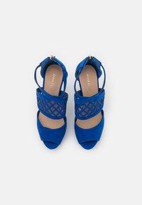 Anna Field - COMFORT - Sandaler med høye hæler - blue - 5