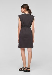QS by s.Oliver - Jersey dress - black - 2