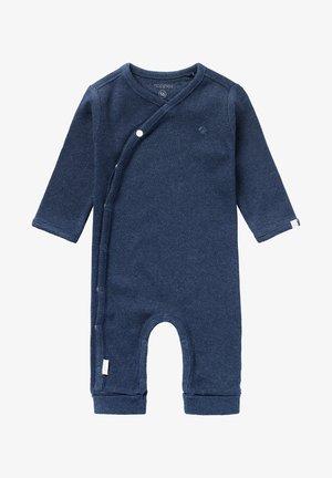 NEVIS - Sleep suit - navy melange