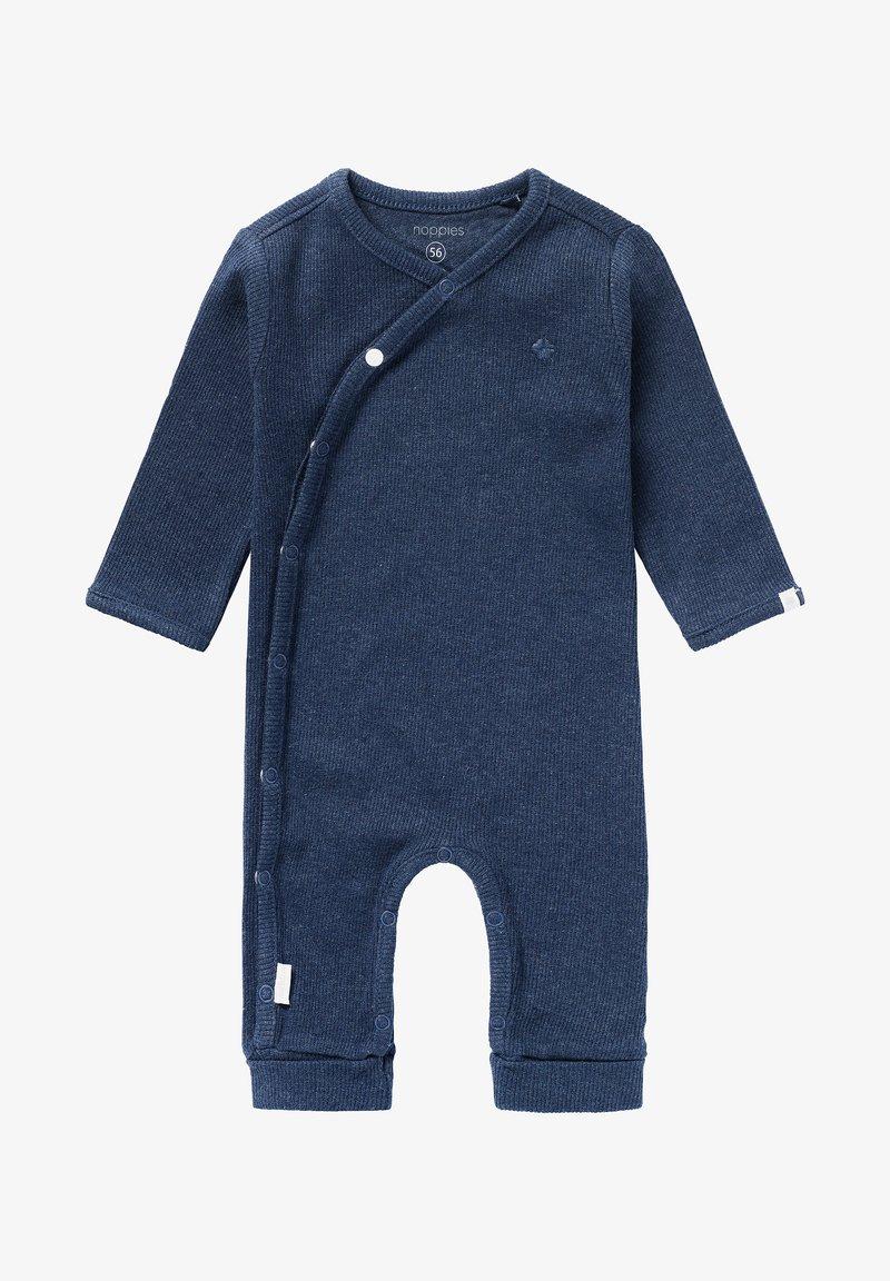 Noppies - NEVIS - Sleep suit - navy melange