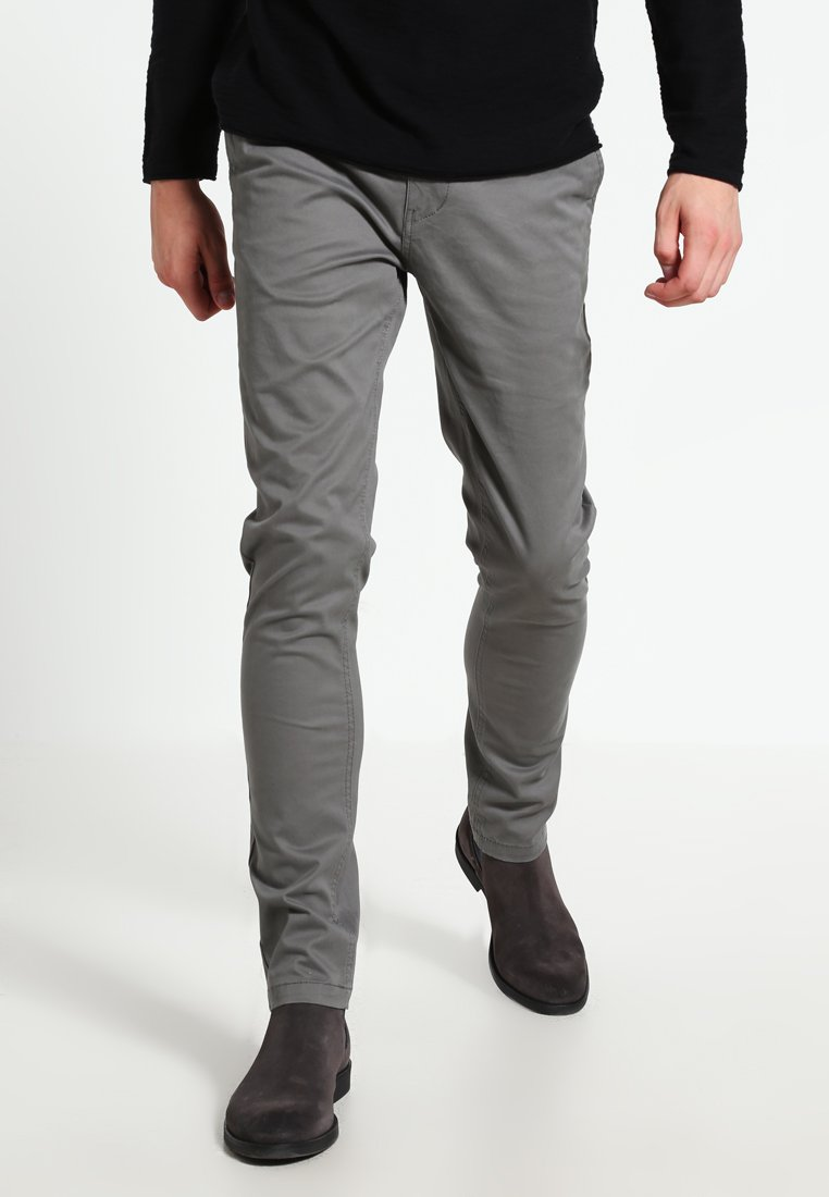 Minimum - NORDEN - Chino - silver grey