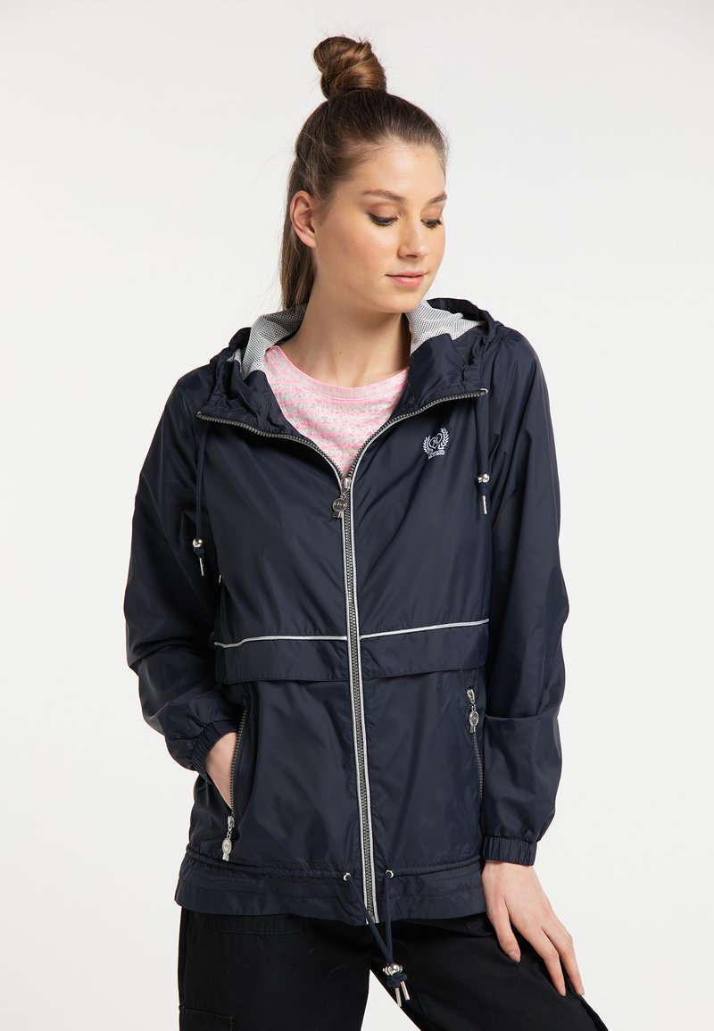 myMo - Summer jacket - marine