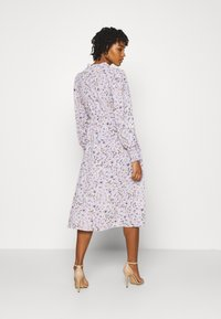ONLY - ONLTAMARA LONG FLOWER DRESS - Denní šaty - white - 2