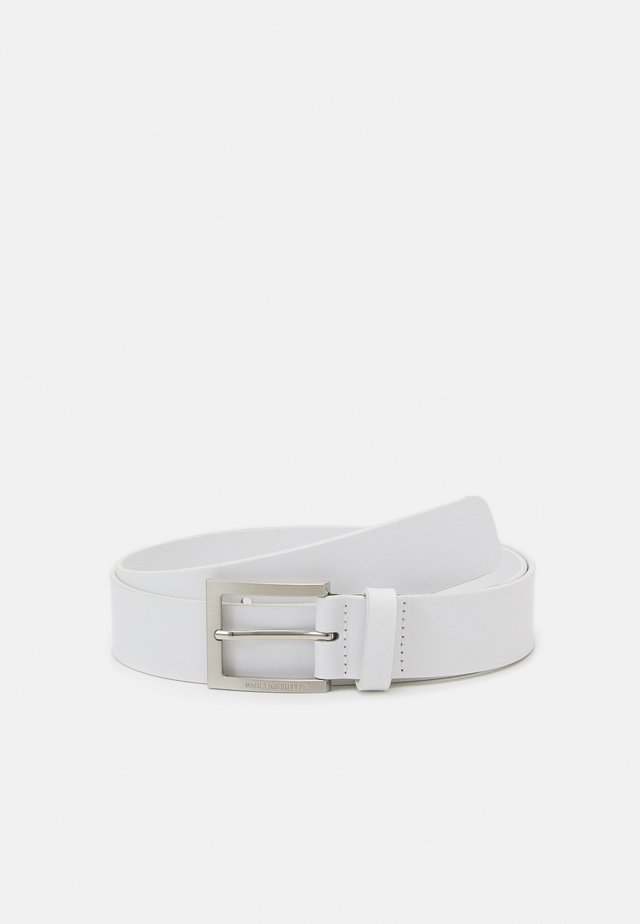 BELT - Belte - white