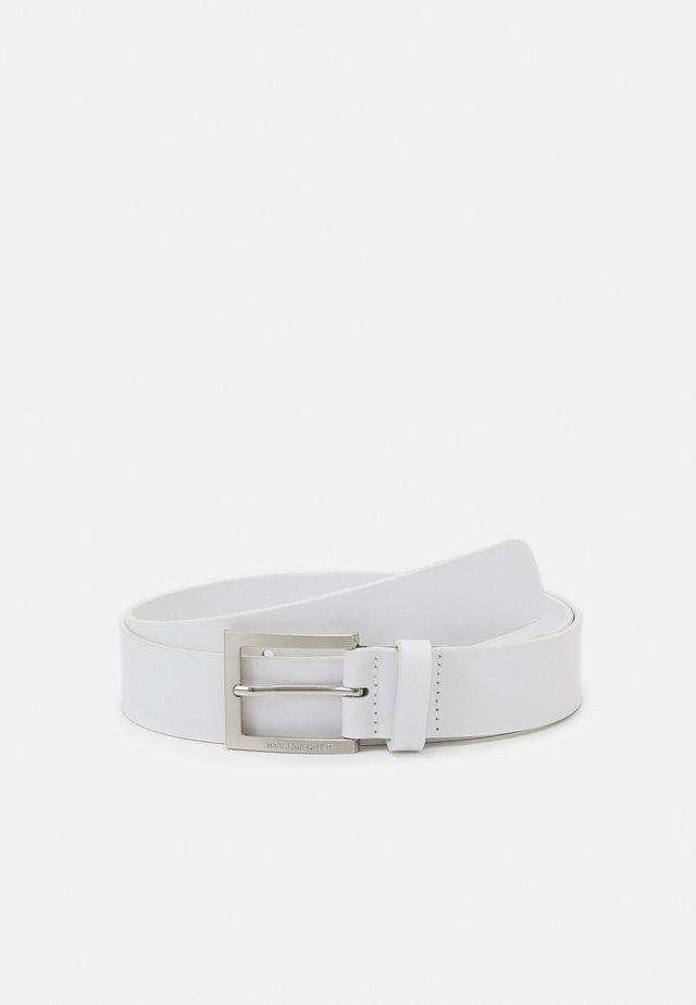 BELT - Cintura - white