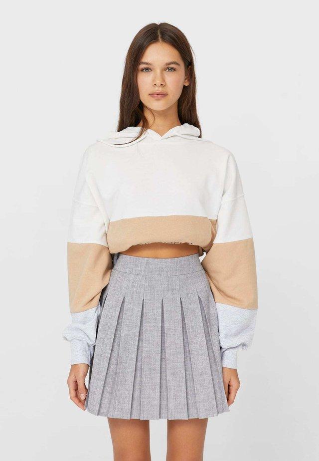 A-snit nederdel/ A-formede nederdele - grey