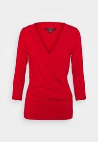 Lauren Ralph Lauren - Long sleeved top - lipstick red - 0