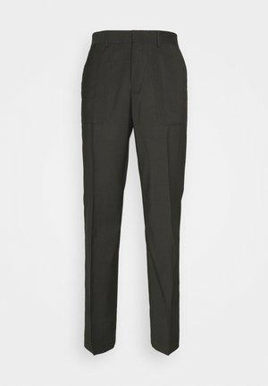 COMFORT PANTS - Trousers - hunter green