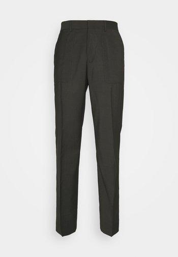 COMFORT PANTS - Pantaloni - hunter green