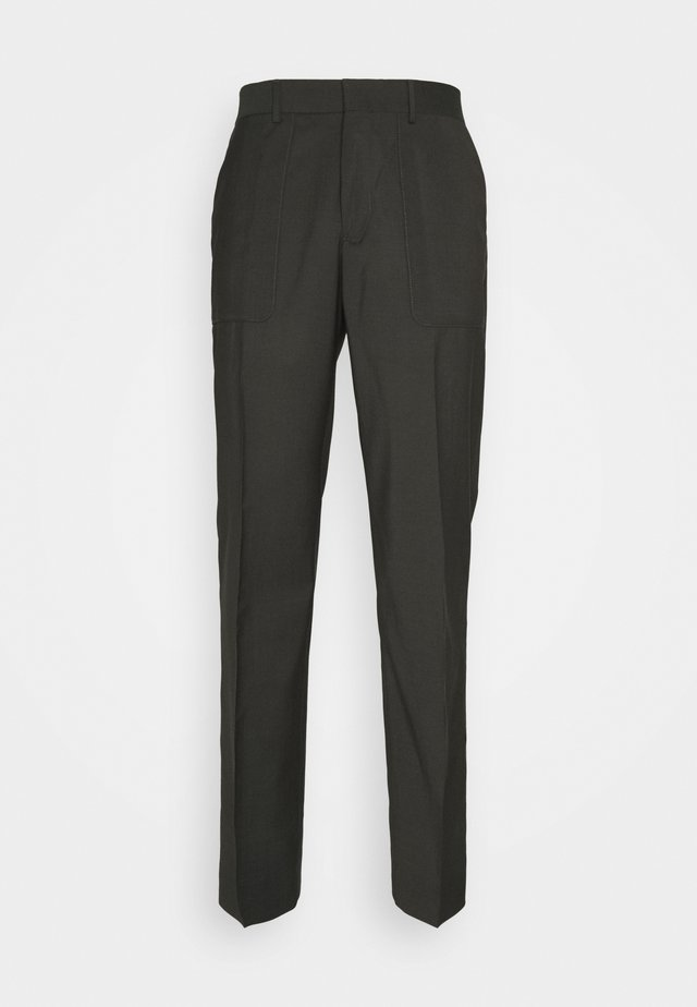 COMFORT PANTS - Pantalon classique - hunter green