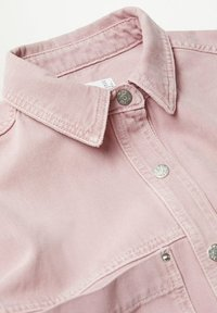 Mango - MICHELLE - Button-down blouse - lys/pastell lilla - 7
