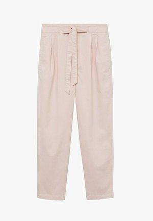 Chino kalhoty - pastel pink