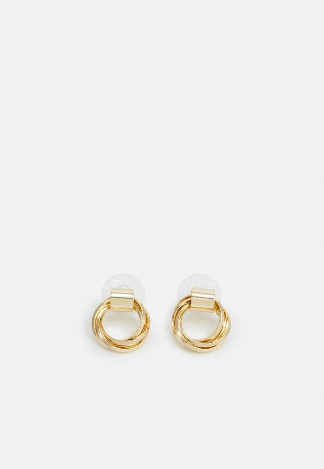 TROPEZ SMALL - Orecchini - gold-coloured
