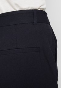 Selected Femme - SLFRIA CROPPED PANT - Trousers - dark sapphire - 5