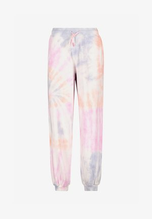 TIE DYE - Tracksuit bottoms - multi-coloured