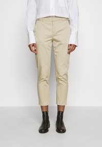 Banana Republic - ANKLE  - Trousers - golden beige - 0