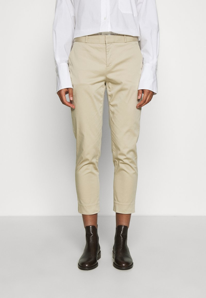Banana Republic - ANKLE  - Bukse - golden beige