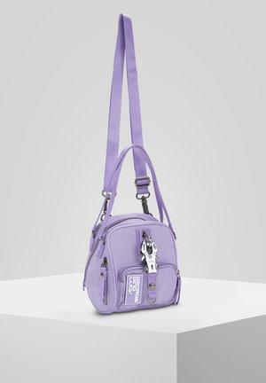 BOMB - Borsa a tracolla - lavender
