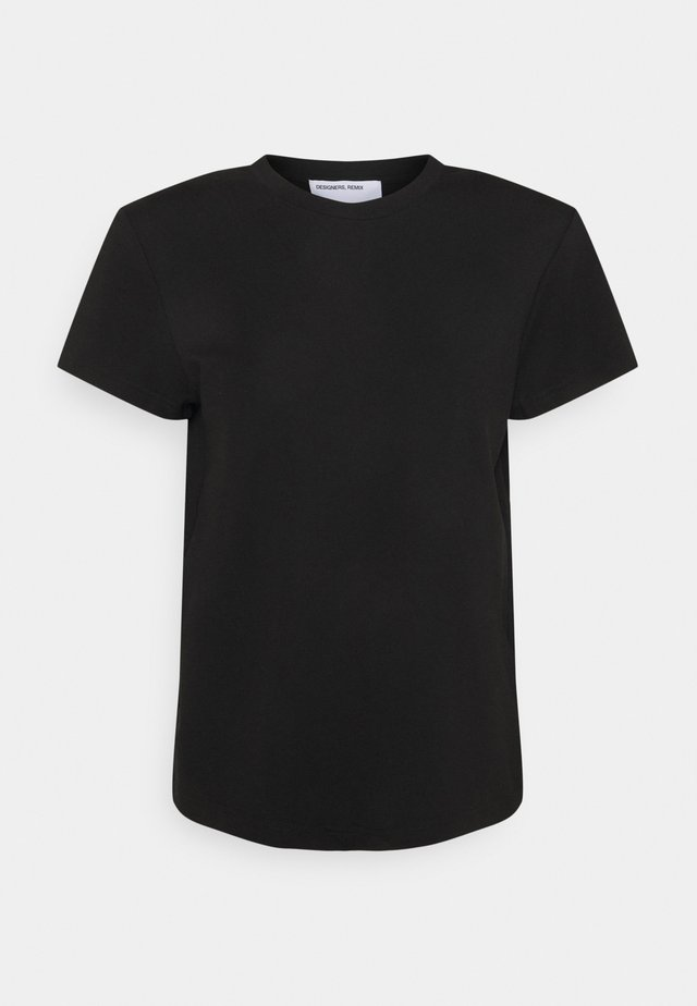 MODENA TEE - T-shirt basic - black