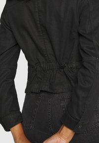 G-Star - ARC 3D PILOT - Veste en jean - pitch black - 4
