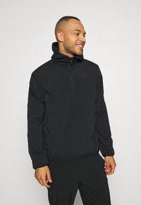 Peak Performance - TECH SOFT - Zip-up hoodie - black - 3