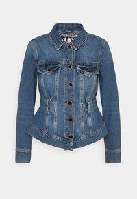 River Island - Denim jacket - blue denim - 0