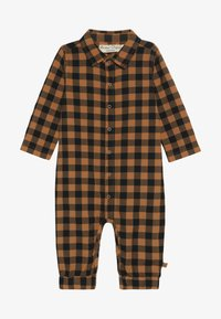 Smitten Organic - OVERALL BABY  - Overall / Jumpsuit - sudan brown - 2