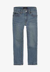 Polo Ralph Lauren - ELDRIDGE BOTTOMS - Jeans Skinny Fit - hartley wash - 3