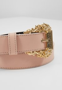 Versace Jeans Couture - BAROQUE BUCKLE REGULAR - Gürtel - nudo - 2