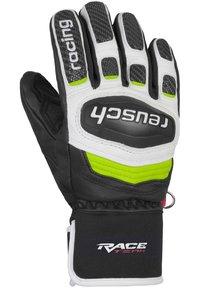 Reusch - Gloves - black / white / neon green - 1
