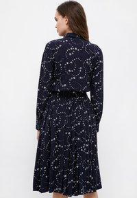 Finn Flare - Shirt dress - dark blue - 2